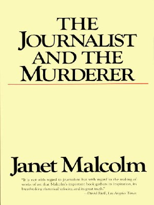 Journalist and the murderere