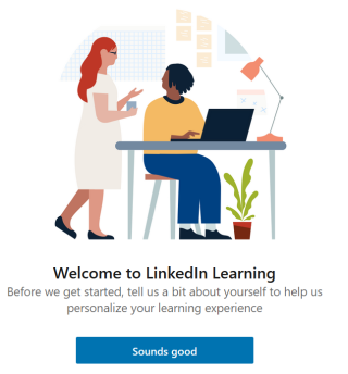 Welcome To LinkedIn Learning