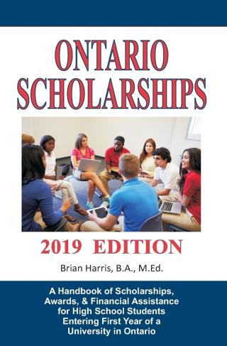 Ontario Scholarships 2019