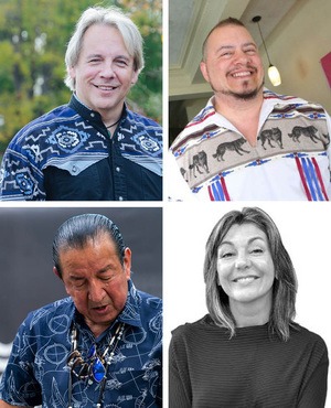 4 guests for Indigenous Toronto talk