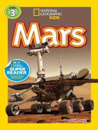 Mars by Elizabeth Carney