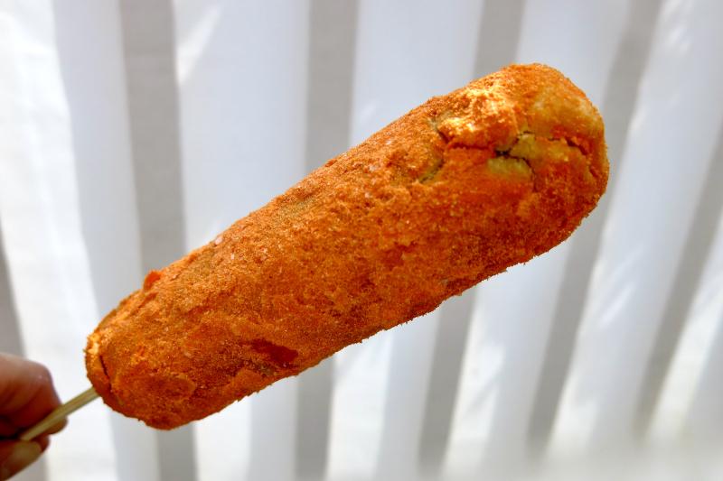 Cheetos Corn Dog