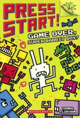 Game Over  Super Rabbit Boy!