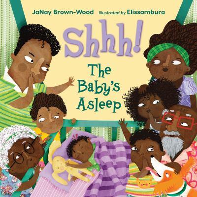 Sssh! The Baby's Asleep