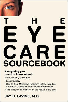 Cover of the book The Eye Care Sourcebook