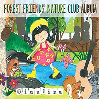 Forest Friends Nature Club Album by Ginalina