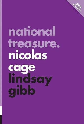 National Treasure: Nicolas Cage by Lindsay Gibb