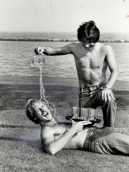 Water Torture, Toronto Star 1978