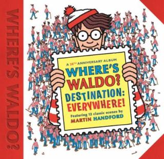 Where's Waldo? Destination Everywhere