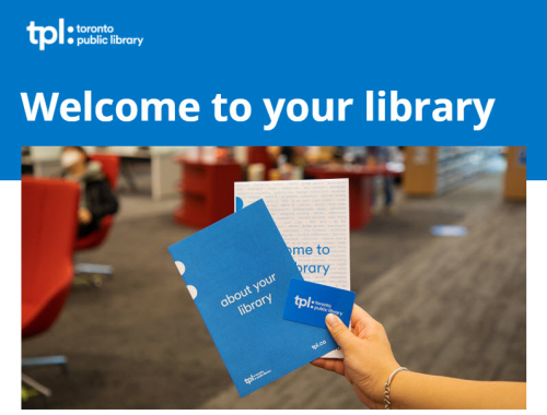 Welcome to your library