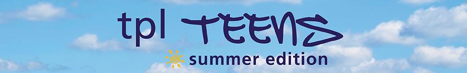 TPL Teens banner