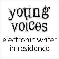 Young Voice Electronic Writer in Residence.